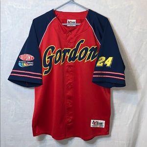 VTG Medium Jeff Gordon Chase Authentics Jersey
